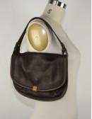 UGG AUSTRALIA CC005 flap leather handbag
