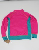NIKE girls therma-fit zip front track jacket