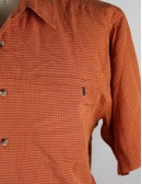 THE NORTH FACE stanage woven short Sleeve shirt (size L)