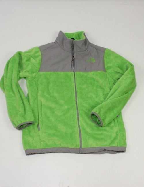 THE NORTH FACE AQLK girls Denali Thermal fleece jacket (XL)
