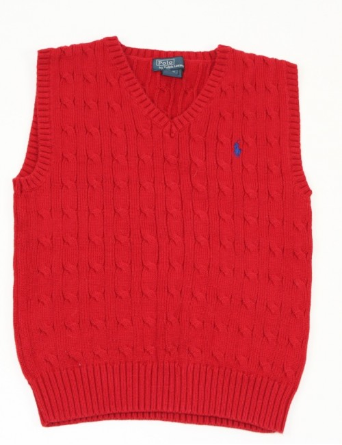 RALPH LAUREN bys knit west