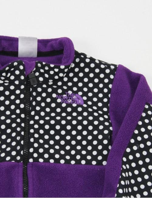 THE NORTH FACE baby girl denali jacket