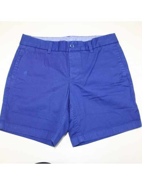 J.Crew Blue Cotton Shorts Size 4