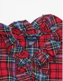 RALPH LAUREN toddler girls plaid shirt