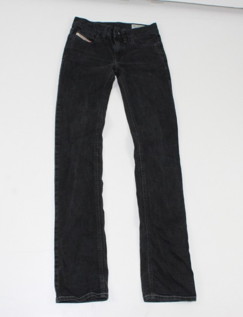 DIESEL LIV womens stretchy jeans