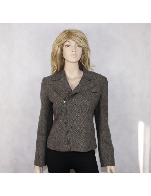 RALPH LAUREN womens 100% WOOL ramones jacket (10)