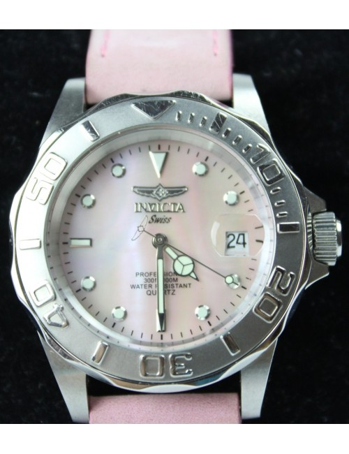 INVICTA womens 0003 Pro Diver Date WATCH